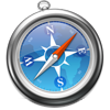 Logo des Apple Safari Browsers